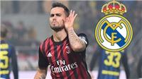CHUYỂN NHƯỢNG 29/6: M.U dùng Martial để trả đũa Tottenham. Real Madrid mua sao Milan giá 40 triệu euro