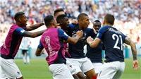 'Mbappe đá ở đâu thì hậu vệ Argentina cũng chỉ nhìn thấy... lưng cậu'