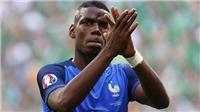 CẬP NHẬT tối 10/6: Thông báo mới về bản quyền World Cup 2018. Pogba dự bị ở tuyển Pháp?