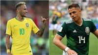 Link xem trực tiếp vòng 1/8 World Cup 2018