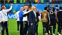 Người Pháp nói gì sau khi đánh bại Bỉ để vào chung kết World Cup 2018?