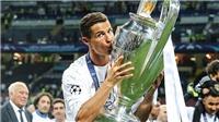 Ronaldo rời Real Madrid đến Juve: 9 năm và núi danh hiệu khổng lồ