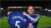 Nhờ tân HLV Sarri, Chelsea nẫng tay trên Jorginho ngay trước mũi Man City