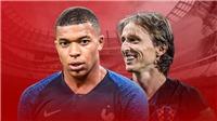 Chưa ai giành Bóng vàng World Cup và châu Âu trong một năm, Modric có thể là ngoại lệ