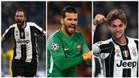 Mục tiêu chuyển nhượng của Chelsea: Golovin, Higuain, Alisson