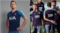 Áo đấu của Tottenham bị chê thậm tệ vì giống… áo tập Barca