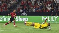 Xem lại loạt penalty điên rồ giữa M.U và Milan tại ICC Cup 2018
