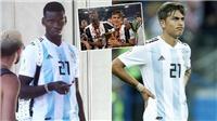 Pogba bỏ áo Pháp, diện đồ của tuyển Argentina đi nghỉ Hè