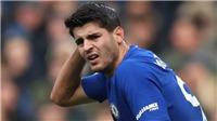 Alvaro Morata bị ví là 'Heskey của Tây Ban Nha', 'Karius ở vị trí tiền đạo' sau màn trình diễn thảm họa
