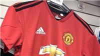 Mẫu áo mới của M.U trong mùa giải 2018 -19 của M.U bị chỉ trích thậm tệ
