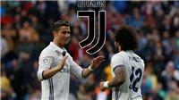 CẬP NHẬT tối 7/7: Ronaldo rủ Marcelo sang Juve. Thụy Điển náo loạn trước trận gặp Anh