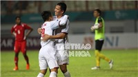 'Song sát' Đức - Đức phối hợp như mơ, ghi 2 bàn thắng đẳng cấp trước U23 Nepal