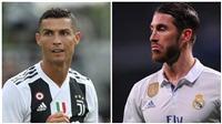 Ramos đáp trả Ronaldo về bình luận 'nói móc' Real