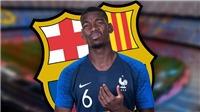 CHUYỂN NHƯỢNG 16/8: Real tuyên bố sẽ không tạo bom tấn. Pogba vẫn nuôi hy vọng sang Barca