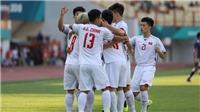 Video clip highlights U23 Việt Nam 1-0 U23 Nhật Bản: Quang Hải lại rực sáng