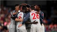 Video clip bàn thắng Crystal Palace 0-2 Liverpool: Mane và Milner tỏa sáng