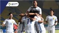 Thua tan nát Hàn Quốc, U23 Bahrain đã làm gì để gặp U23 Việt Nam ở vòng 1/8?