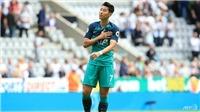Son Heung Min vẫn dõi theo Tottenham trong khi làm nhiệm vụ tại U23 Hàn Quốc