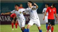 Bóng đá nam ASIAD 2018: U23 Bahrain tạo địa chấn, giành vé đấu với U23 Việt Nam