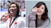 VĐV Trung Quốc phá kỷ lục thế giới, được gọi là 'Nữ thần bơi lội', có ngoại hình giống siêu mẫu nổi tiếng