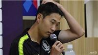 Son Heung Min cảnh báo U23 Hàn Quốc về hành trình khó khăn tại ASIAD 2018