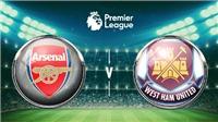 Arsenal 3-1 West Ham (KT): 'Pháo thủ' có chiến thắng đầu tiên ở Premier League