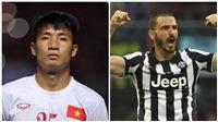 Pha phất bóng như Bonucci của Tiến Dũng mang về bàn thắng vàng cho U23 Việt Nam