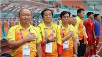 HLV Park Hang Seo: 'Chúng tôi đã sai khi quá e ngại U23 Hàn Quốc'