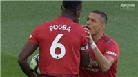 Pogba nói gì sau khi tranh đá penalty với Sanchez?
