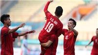 Video clip highlights U23 Việt Nam 3-0 U23 Pakistan: Quang Hải, Văn Quyết, Công Phượng tỏa sáng