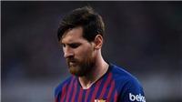 Tại sao Messi trượt top 3 trong danh sách rút gọn giải 'The Best'?