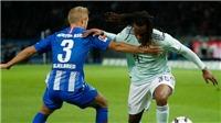 Video Hertha Berlin 2-0 Bayern Munich: 'Hùm xám' thua sốc trên sân khách