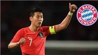 CẬP NHẬT sáng 18/9: M.U không xứng là ứng cử viên tại Champions League. Bayern định gây sốc với Son Heung Min
