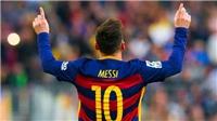 Enrique: 'Messi giỏi hơn tất cả một bậc, xứng đáng là Cầu thủ hay nhất năm'