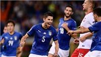 ĐT Italy: Khởi đầu trong muôn vàn gian khó
