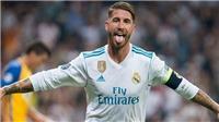 Ramos: 'Lương tâm tôi không hề cắn rứt sau pha phạm lỗi với Salah'