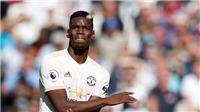TIẾT LỘ: Pogba nói 4 từ khó tin sau trận thua sốc West Ham