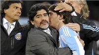 Maradona bất ngờ khuyên Messi nên từ giã đội tuyển quốc gia