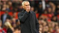 Mourinho: 'Tôi cũng là con người như các bạn, những chỉ trích khiến tôi bị tổn thương'