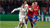 Trực tiếp Real Madrid vs Plzen (2h00, 24/10) trên kênh nào?