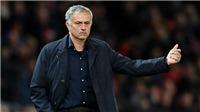 Mourinho: 'Tôi thừa nhận M.U đang khó khăn. Thắng một trận sẽ giải quyết mọi vấn đề'