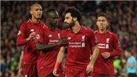 Liverpool 4-1 Cardiff: Salah và Mane rực sáng, The Kop thắng dễ trên sân nhà