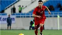 Cộng đồng mạng sốc và lo lắng trước tin Vũ Văn Thanh không thể dự AFF Cup 2018