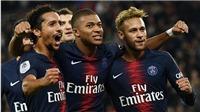 PSG 5-0 Lyon: Mbappe lập kỷ lục tại Ligue 1, ghi 4 bàn chỉ trong khoảng 13 phút