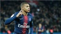 Mbappe dứt điểm một chạm đẳng cấp, PSG lập kỷ lục châu Âu