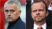 Các sếp M.U ra quyết định khiến Mourinho 'không thể cười nổi'