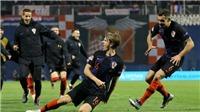 UEFA Nations League: Croatia hạ Tây Ban Nha 3-2 đầy kịch tính