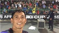 Campuchia có trận thắng đầu tiên ở AFF Cup từ năm 2002, CĐV Brazil gửi lời chúc mừng