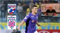 Cựu trung vệ Hà Nội nhập tịch Philippines  vẫn chưa thể ra sân tại AFF Cup 2018