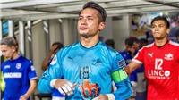Thủ môn Singapore cảnh giác với 'Xabi Alonso của Thái Lan' ở trận đấu lớn nhất sự nghiệp